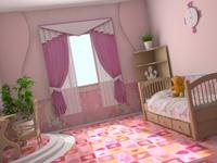 Как сделать хороший интерьер детской комнаты?